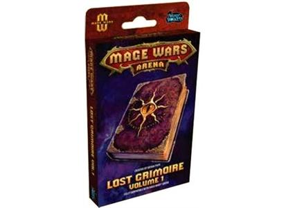 Mage Wars Arena: Lost Grimoire Volume 1