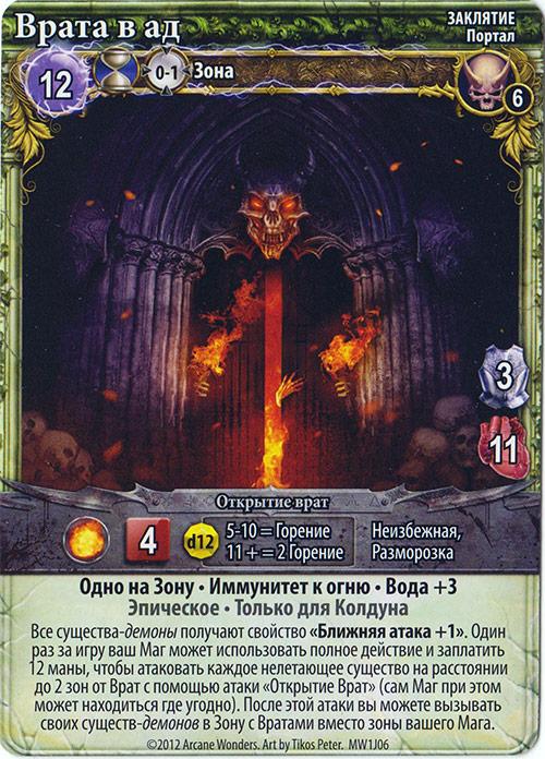 Врата в ад